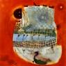 LE PIACEVA GIOCARE  2002  CM 80X80  tecnica mista su tela  collezione privata, Chcago
